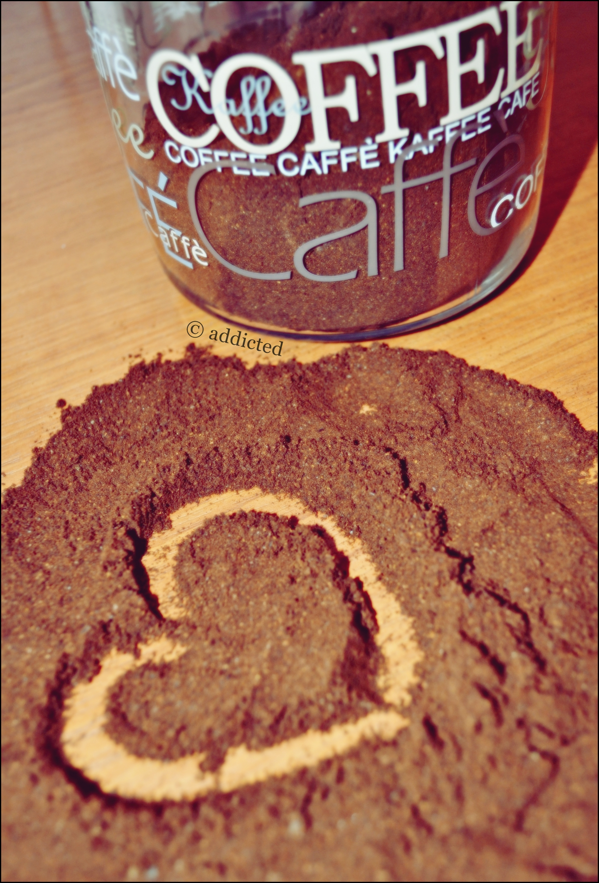 coffee addict faina de cafea