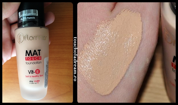 Flormar mat touch review parere