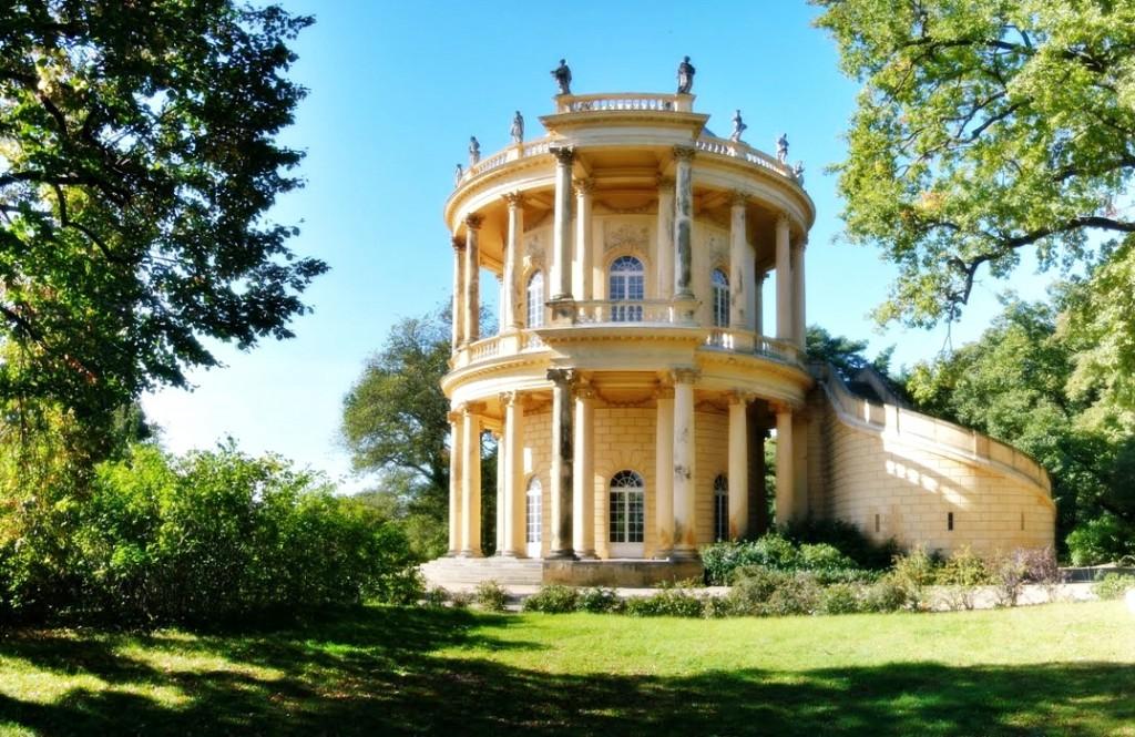 belvedere Sanssouci Postdam