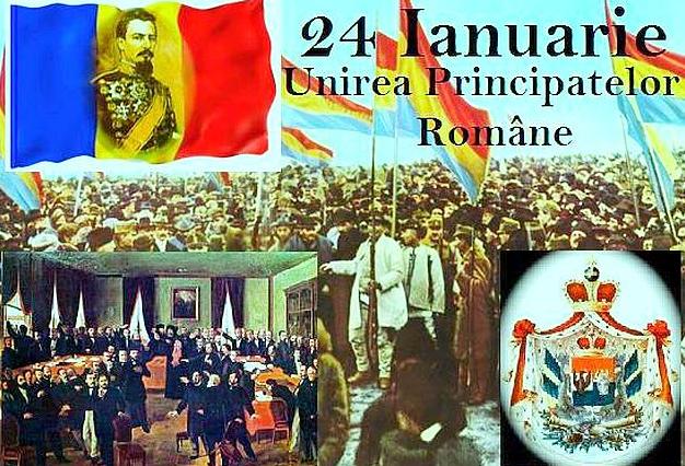 MICA unire - UNIREA PRINCIPATELOR ROMANE