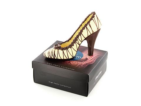 pantof de ciocolata 8 martie