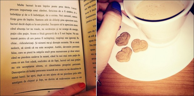 cafeaua si o carte buna