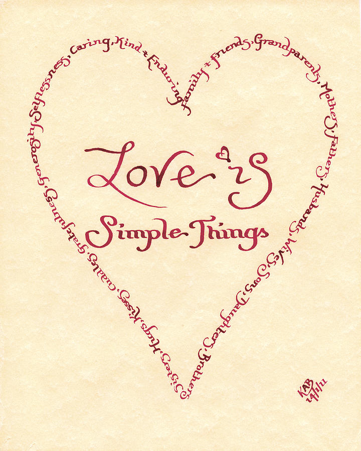 ce pretinde iubirea