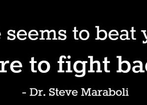 dare to be Steve Maraboli quotes