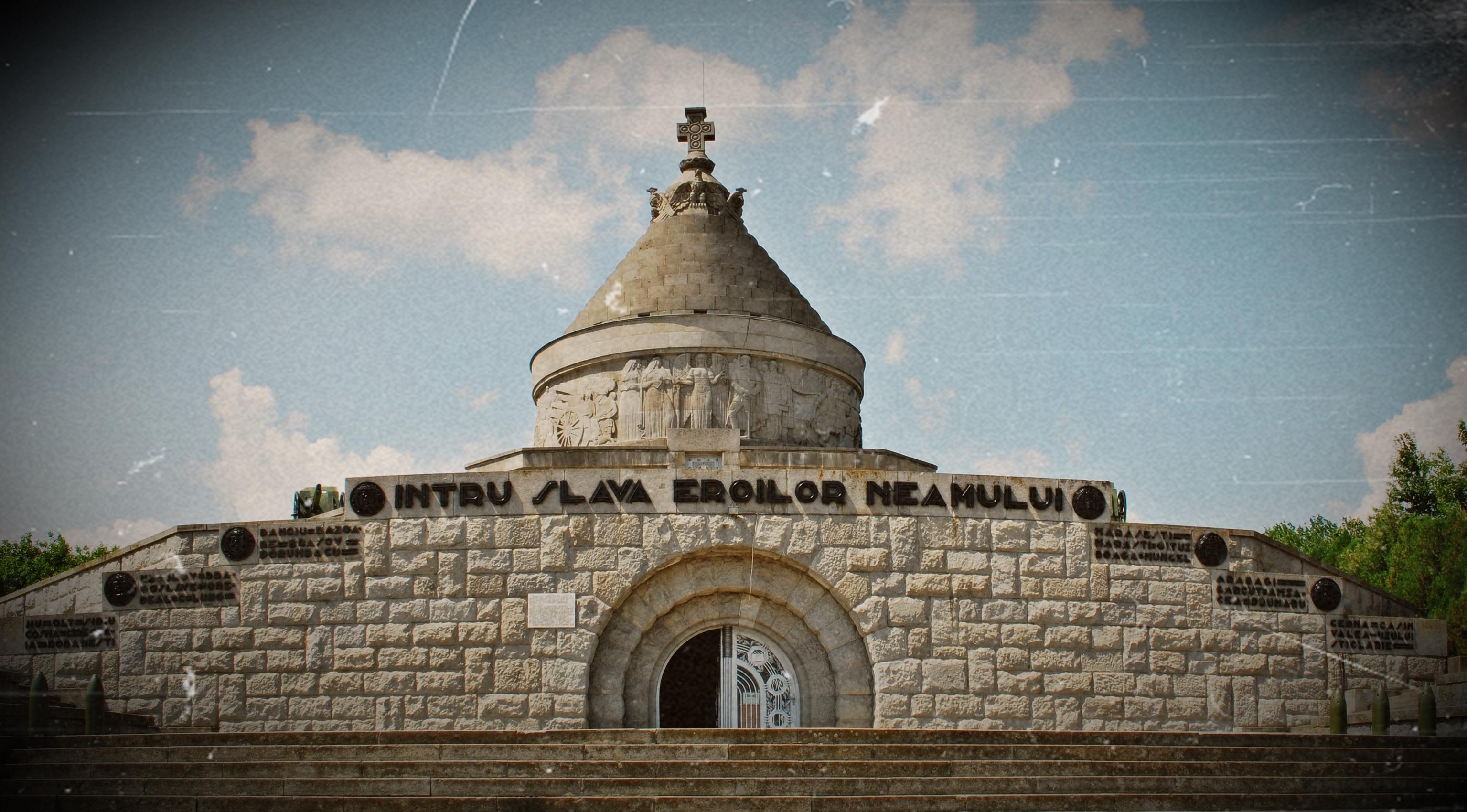 mausoleul eroilor de la marasesti