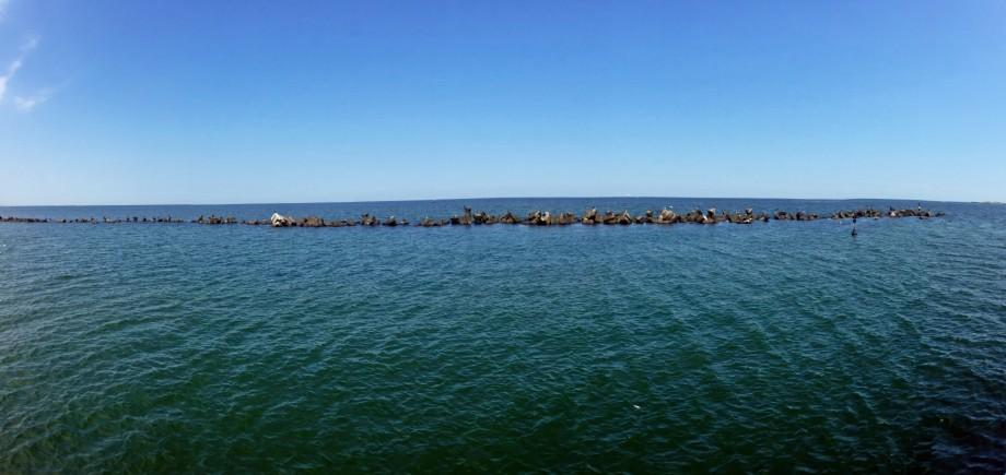 ponton Marea Neagra