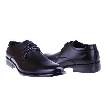 pantofi barbati davis black