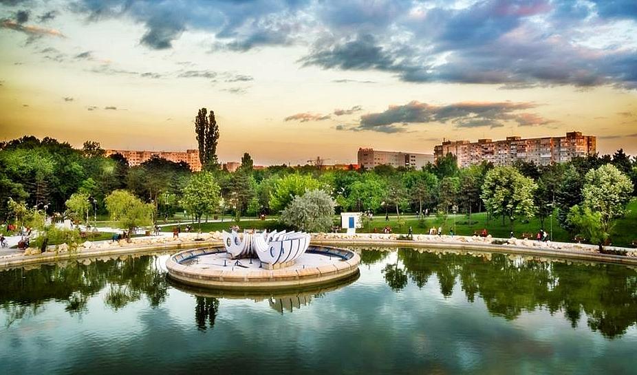 noul parc Moghioros