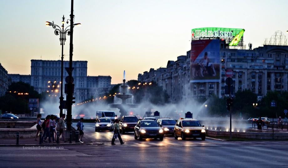 aglomeratia din Bucuresti