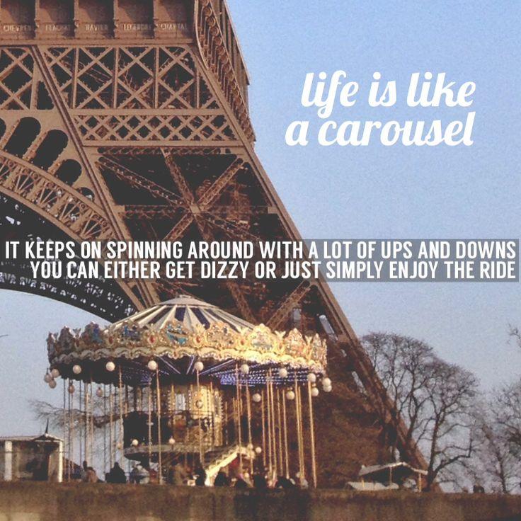 viata ca un carusel