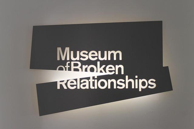 muzeul relatiilor nereusite