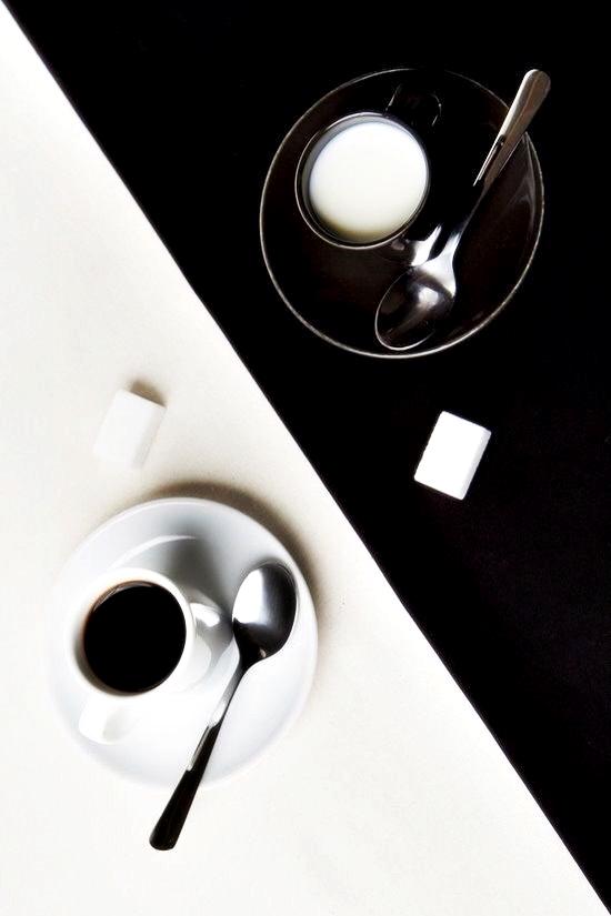 ying yang alb negru