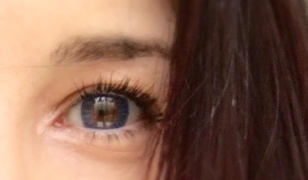 lentile contact albastre dioptrii