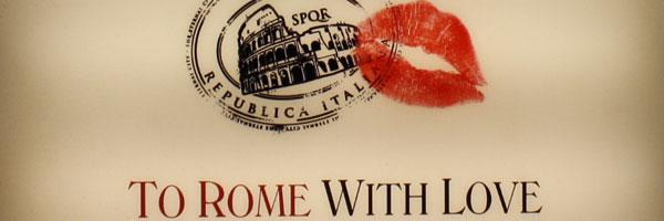 spre roma cu dragoste