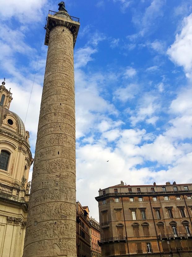 columna lui Traian Roma