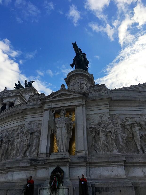monumentul Vittorio roma