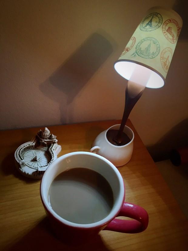 cafeaua bautura democratica