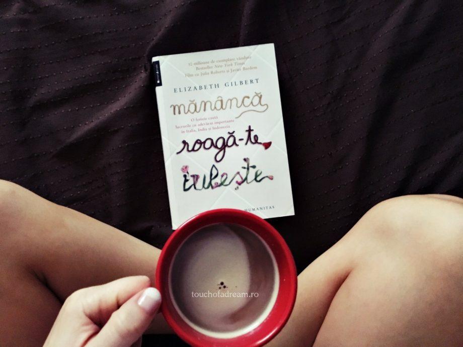mananca roaga-te iubeste cafea