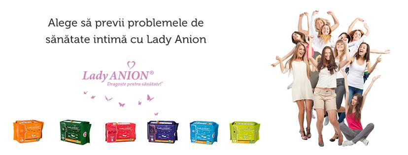 absorbante naturale lady anion