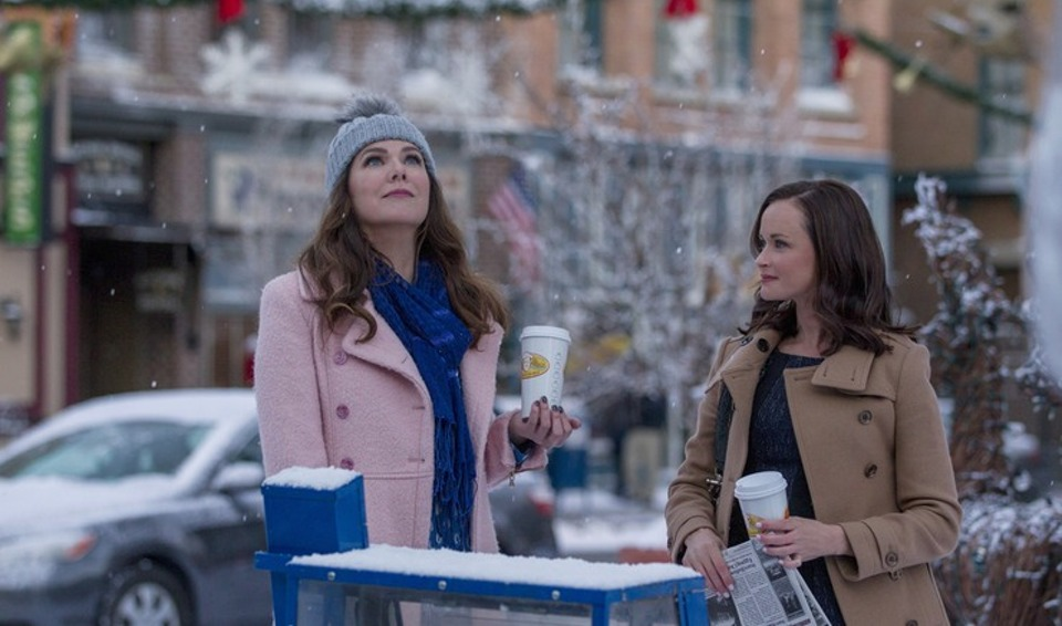 Gilmore Girls: A Year in the Life quotes