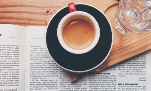 Adler, mic mare iubitor de cafea – Cel mai tanar barista