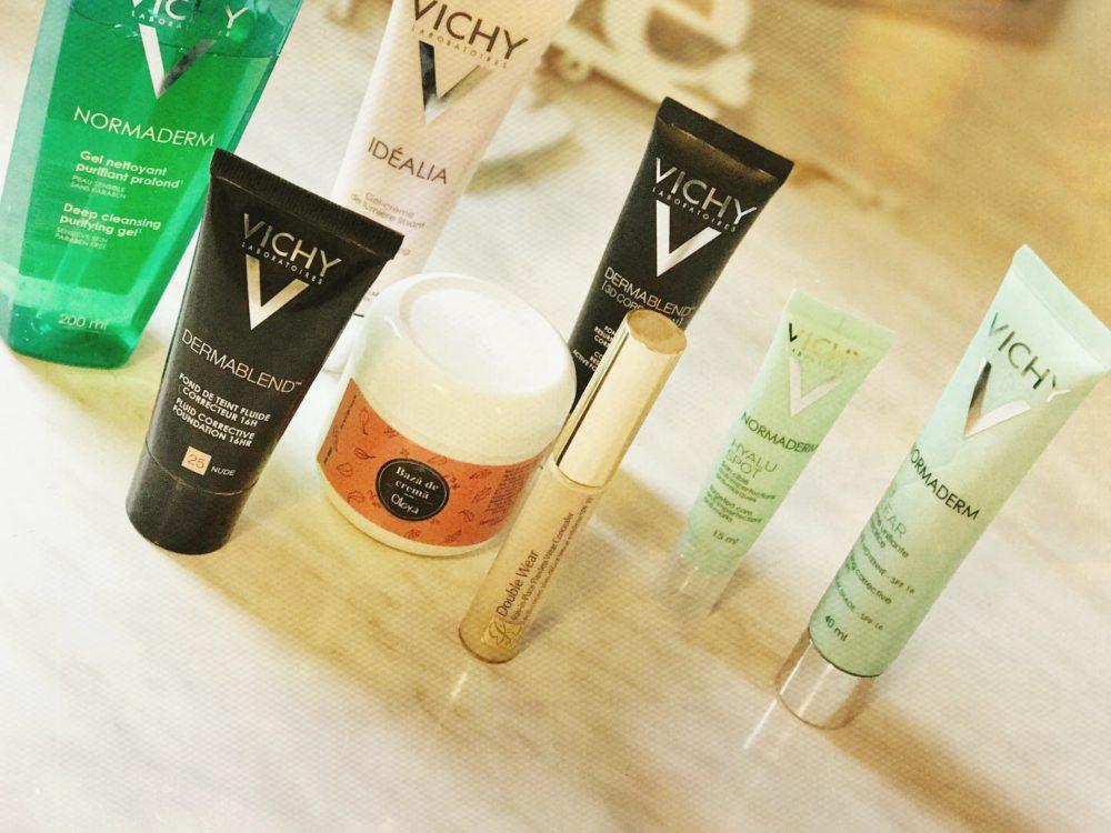 Vichy, Oleya, Estee Lauder Cele mai iubite si folosite produse