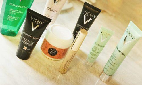 Vichy, Oleya, Estee Lauder – Cele mai iubite si folosite produse