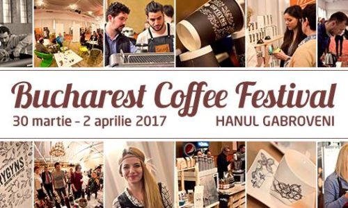 Bucharest Coffee Festival 2017