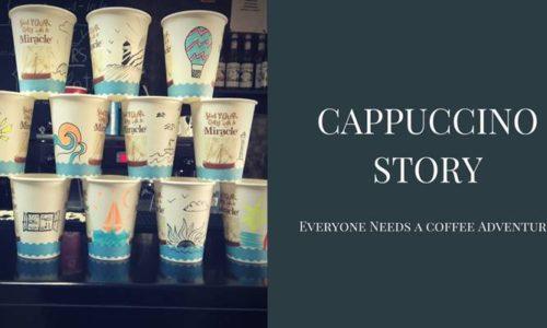 Cappuccino Story Bucuresti. Locul unde cafeaua spune povesti