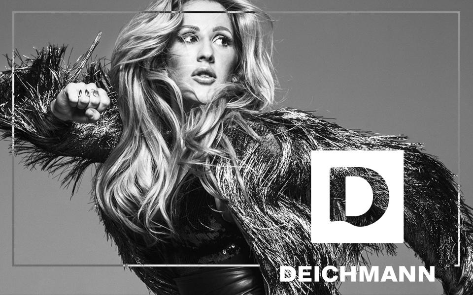 Ellie Goulding for Deichmann