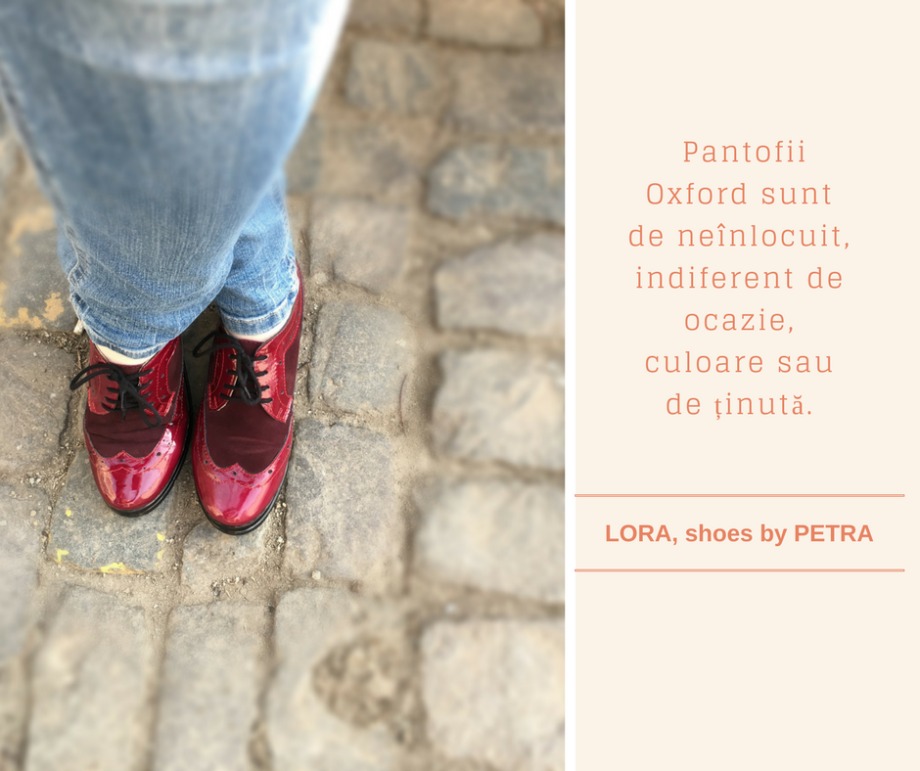 lora, shoes by petra Oxford