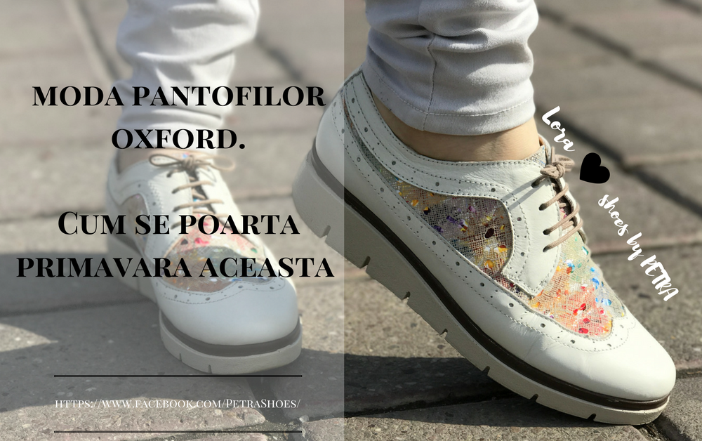pantofii oxford primavara lora shoes by petra