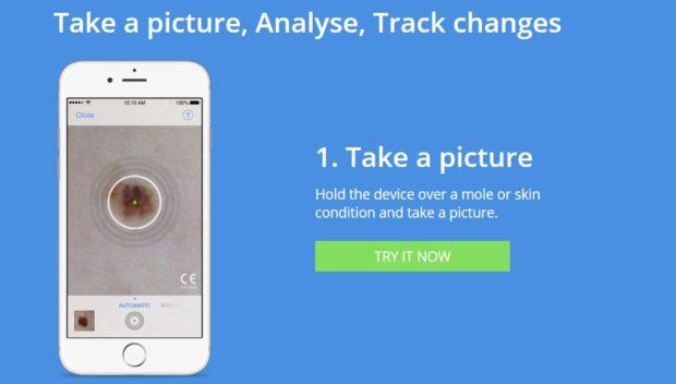 skinvision app