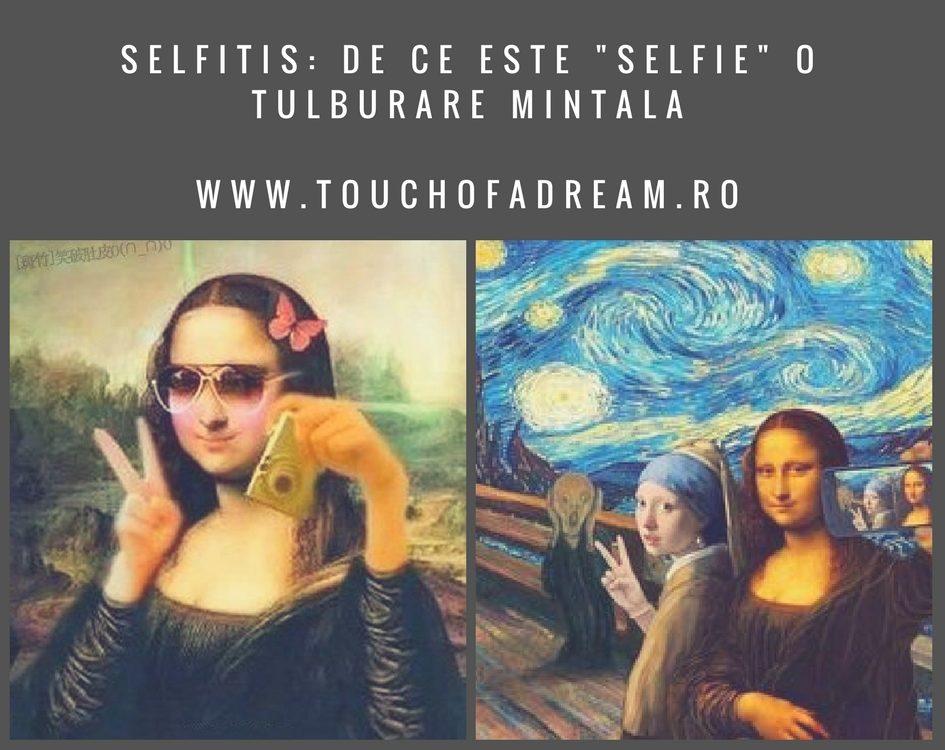 selfitis selfie tulburare mintala