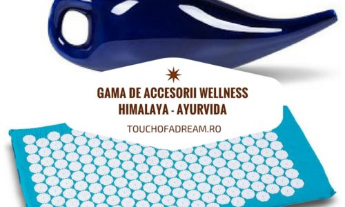 Gama de accesorii de wellness Himalaya – Ayurvida