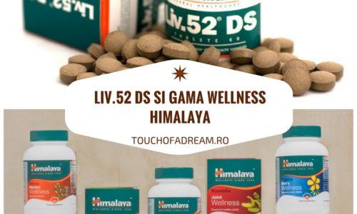 Liv.52 DS si alte noutati din gama Wellness Himalaya