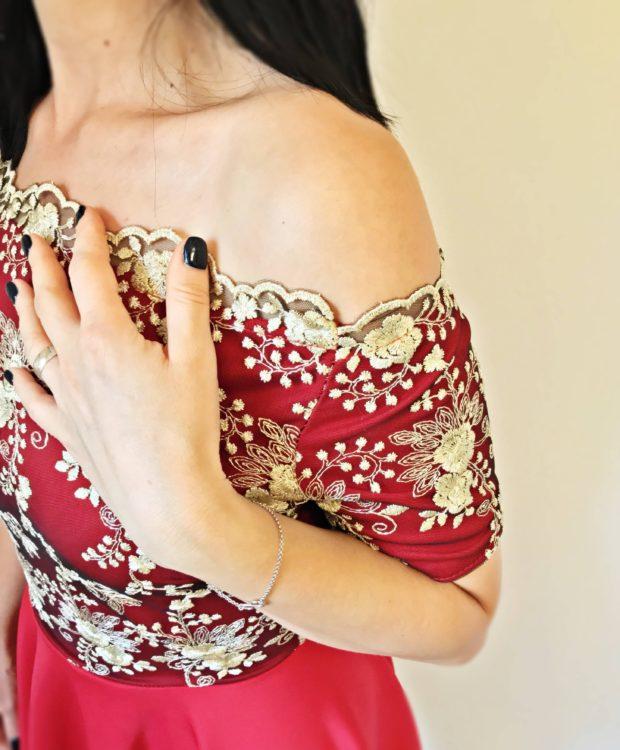 rochie batoko detalii