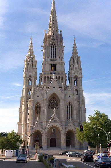Catedrala Notre Dame de Laeken
