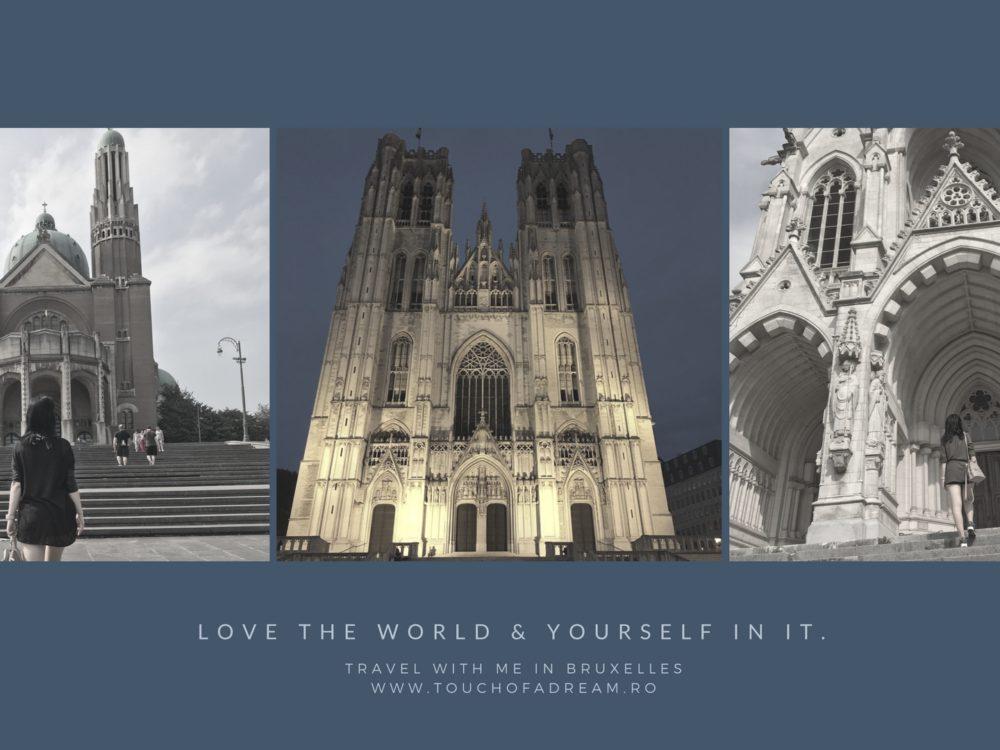 Catedrale si biserici din Bruxelles
