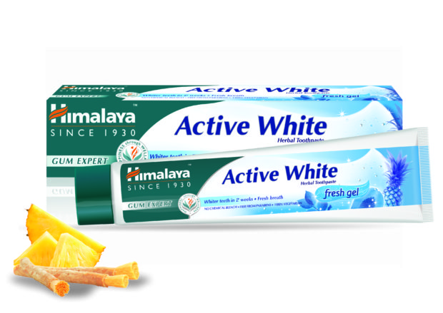Himalaya Active White