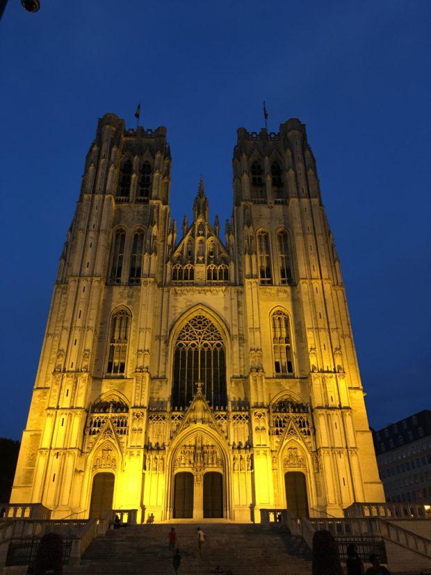 catedrala Mihail si Gudula