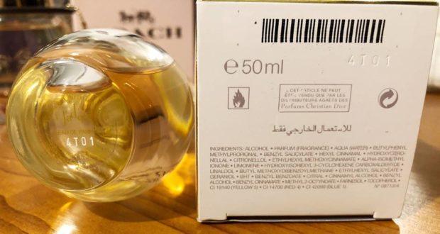Cum afli daca un parfum este contrafacut