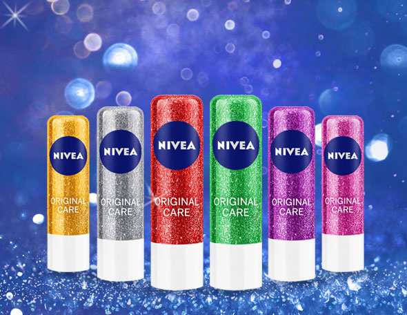 NIVEA LIP CARE SPARKLE