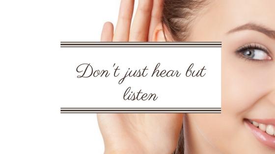 a asculta si a auzi