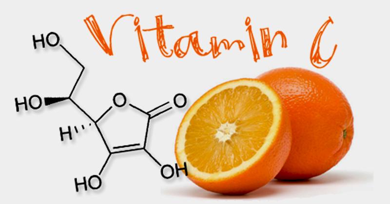 vitamina C ten