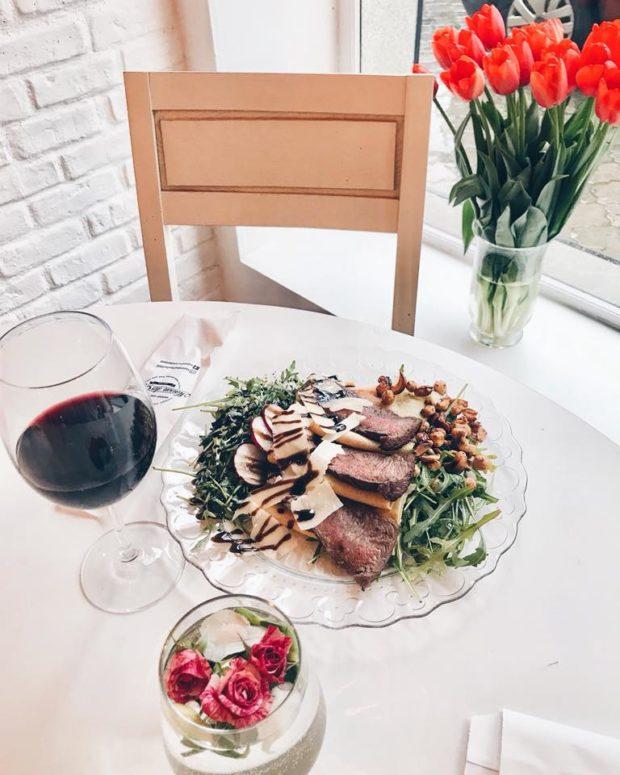 salata Maison Des Crepes emma
