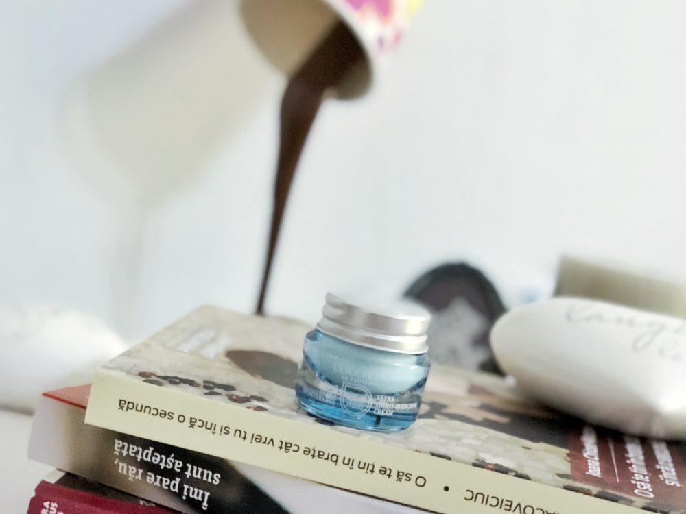 Noua crema L`OCCITANE Aqua Reotier Ultra Thirst-Quenching aprilie