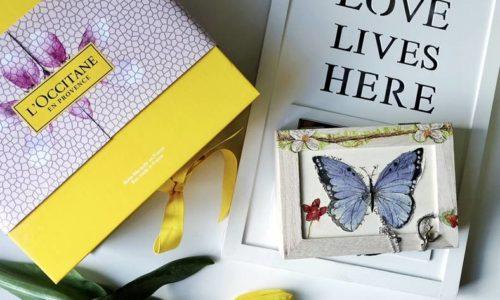 Spring Box magic L'OCCITANE, in editie limitata. Ce contine si de unde poate fi achizitionata