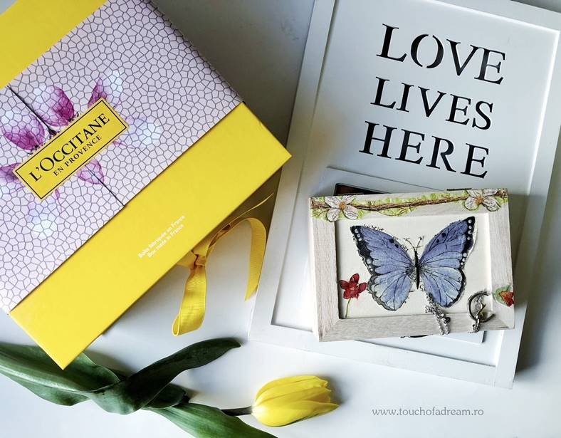 Spring Box magic LOCCITANE