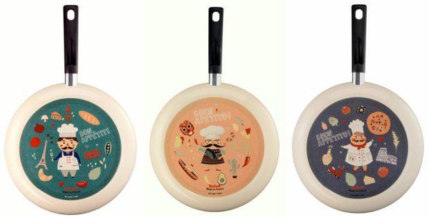 Tefal Mini Chefs tigai editie limitata